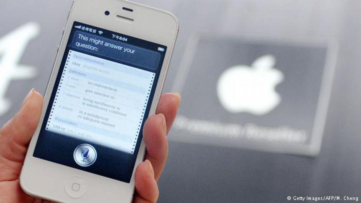 Apple reporta por primera vez baja en venta de iPhones