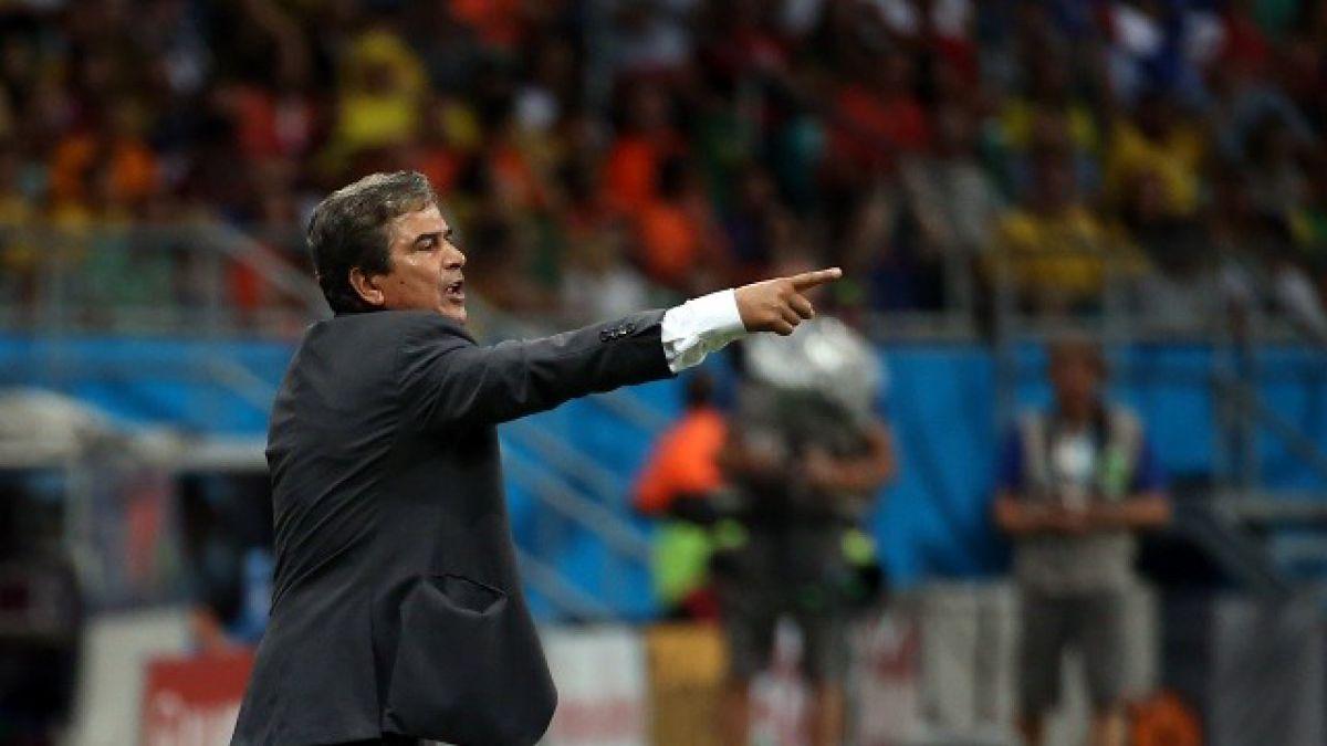Jorge Luis Pinto y chance en la La Roja: Si hay una propuesta, hay que mirarla