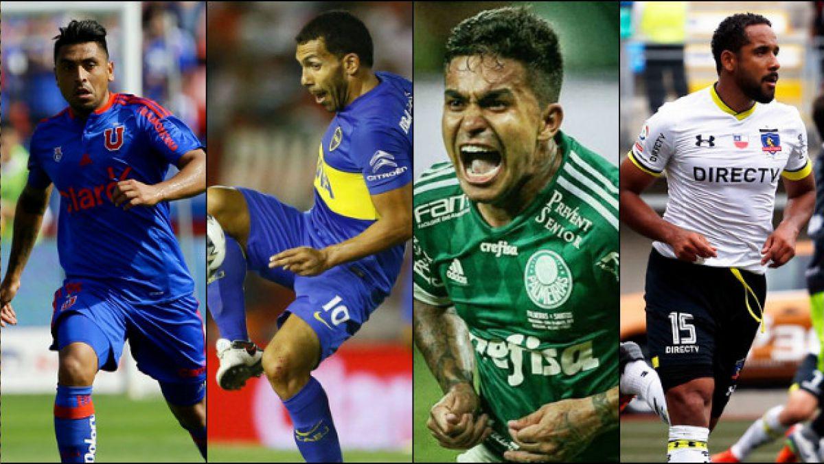 ¿Cuánto vale cada plantel de la Copa Libertadores 2016?