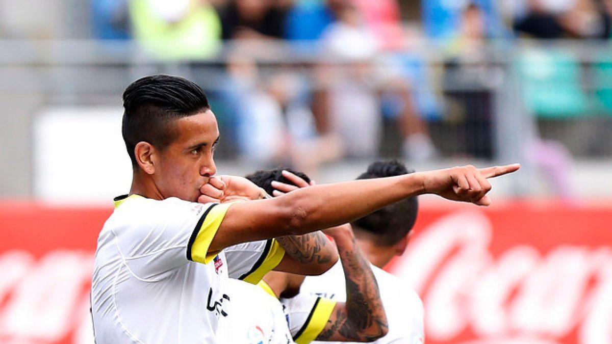 Goleador de Colo Colo niega quiebre en el camarín y defiende a juveniles