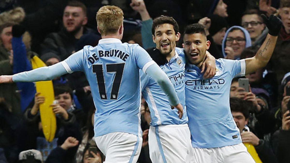 Manchester City de Manuel Pellegrini se instala en la final de la Copa Capital One