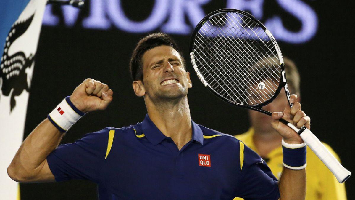 Djokovic gana a Murray y logra su sexto Abierto de Australia