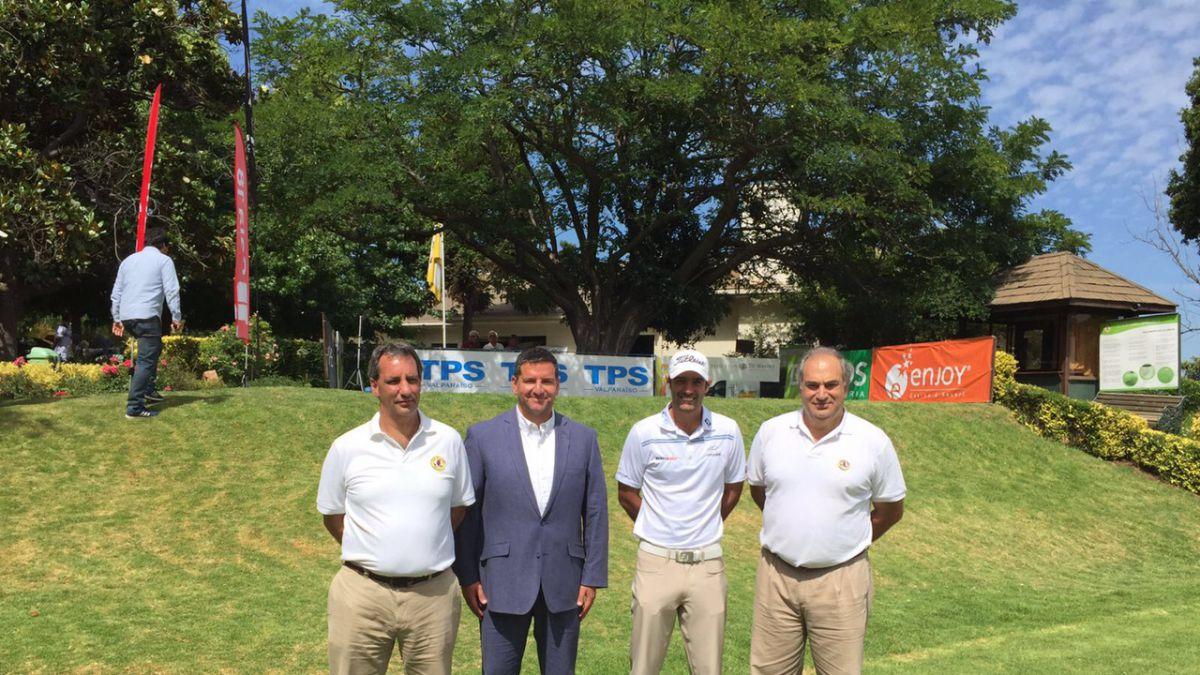 Benjamín Alvarado enfrenta nuevo desafío: Va por el triunfo en el Abierto de Granadillas