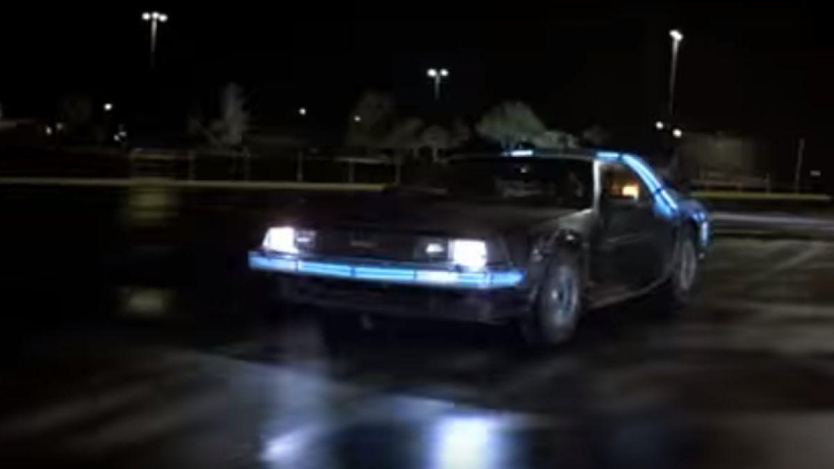 Venta De Autos >> Volverán a fabricar el DeLorean de Volver al futuro | Tele 13