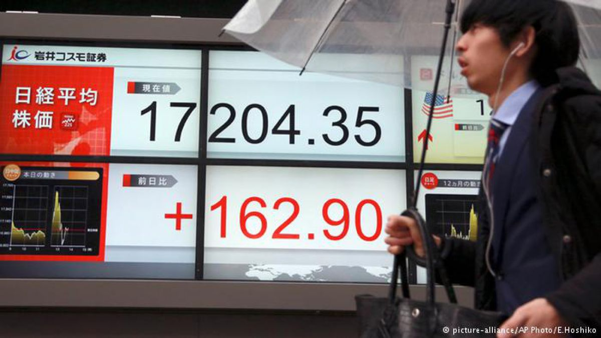 Japón impulsa su economía con tipos de interés por debajo de cero