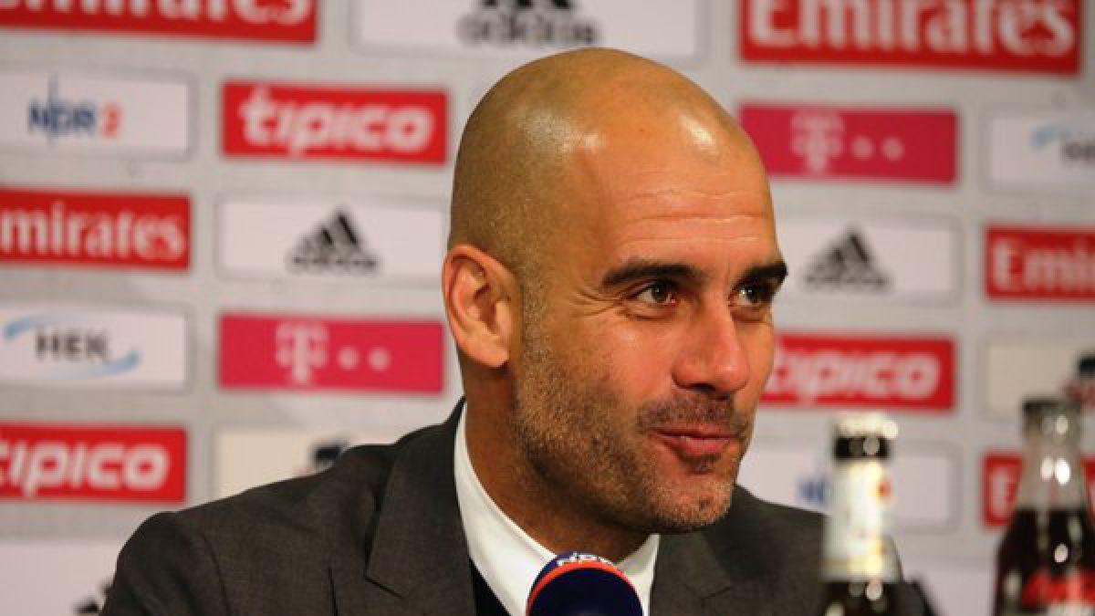 Guardiola descarta un mal ambiente en el Bayern pero admite sus nuevas exigencias