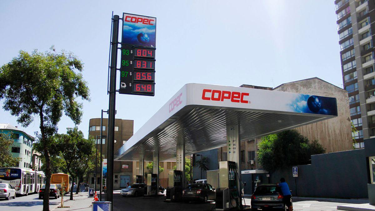Baja de precio del carbón afecta resultados de Empresas Copec en 2015