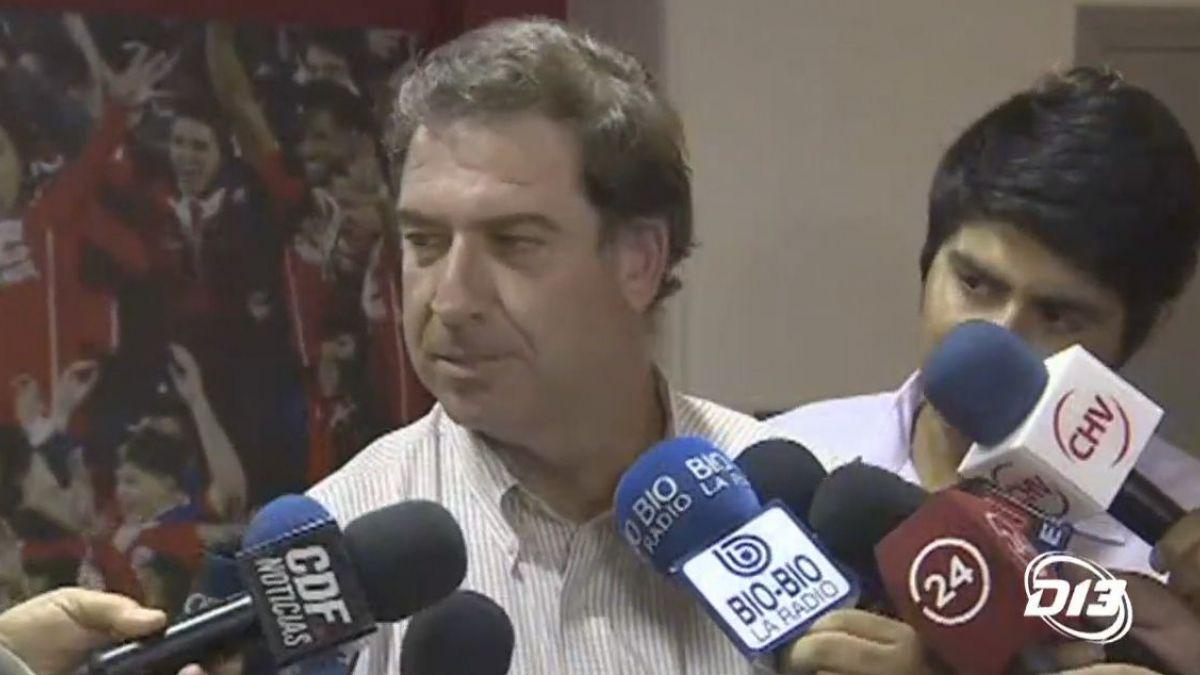 """[VIDEO] Así anunció Andrés Fazio el arribo de Juan Antonio Pizzi a """"La Roja"""""""
