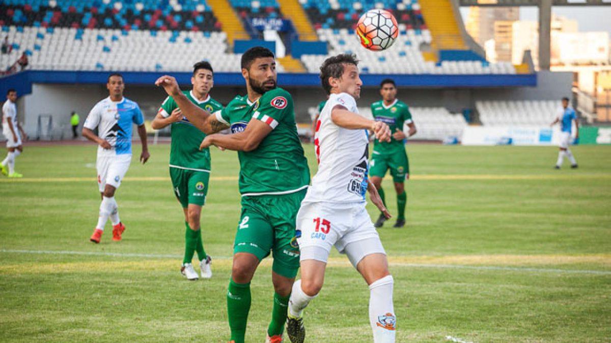 Audax Italiano suma su primer triunfo en el Clausura y hunde a Antofagasta
