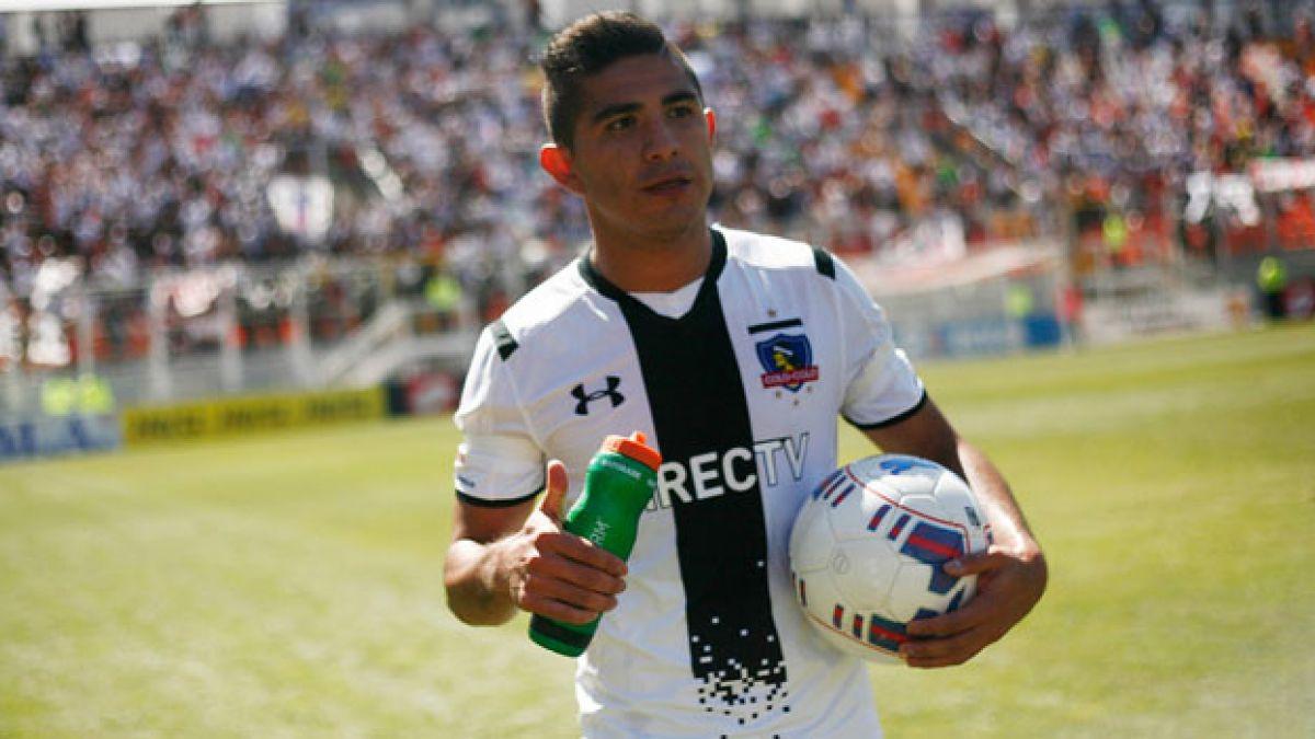 """Felipe Flores: """"Pensé que Colo Colo se iba a reforzar mejor para esta Libertadores"""""""
