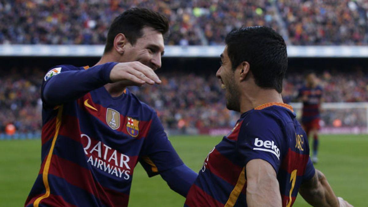 FC Barcelona de Claudio Bravo vence a Atlético de Madrid y es líder exclusivo de la Liga