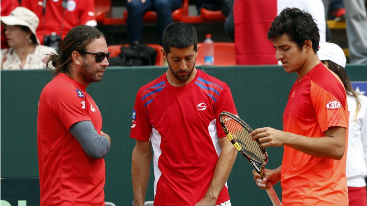 Nuevo presidente del tenis chileno: Nos hemos encontrado con una Federación que no tiene un peso
