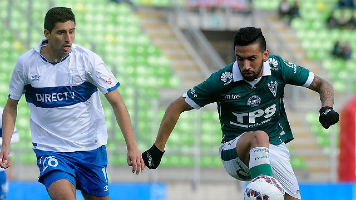 La UC y Santiago Wanderers animan el duelo más atractivo de la tercera fecha