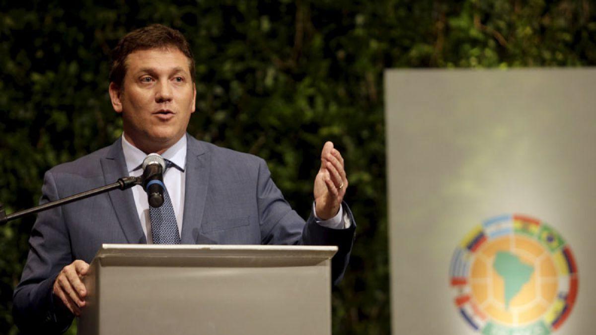 Presidente de la Conmebol aclara que Chile mantiene título de Copa América hasta 2019