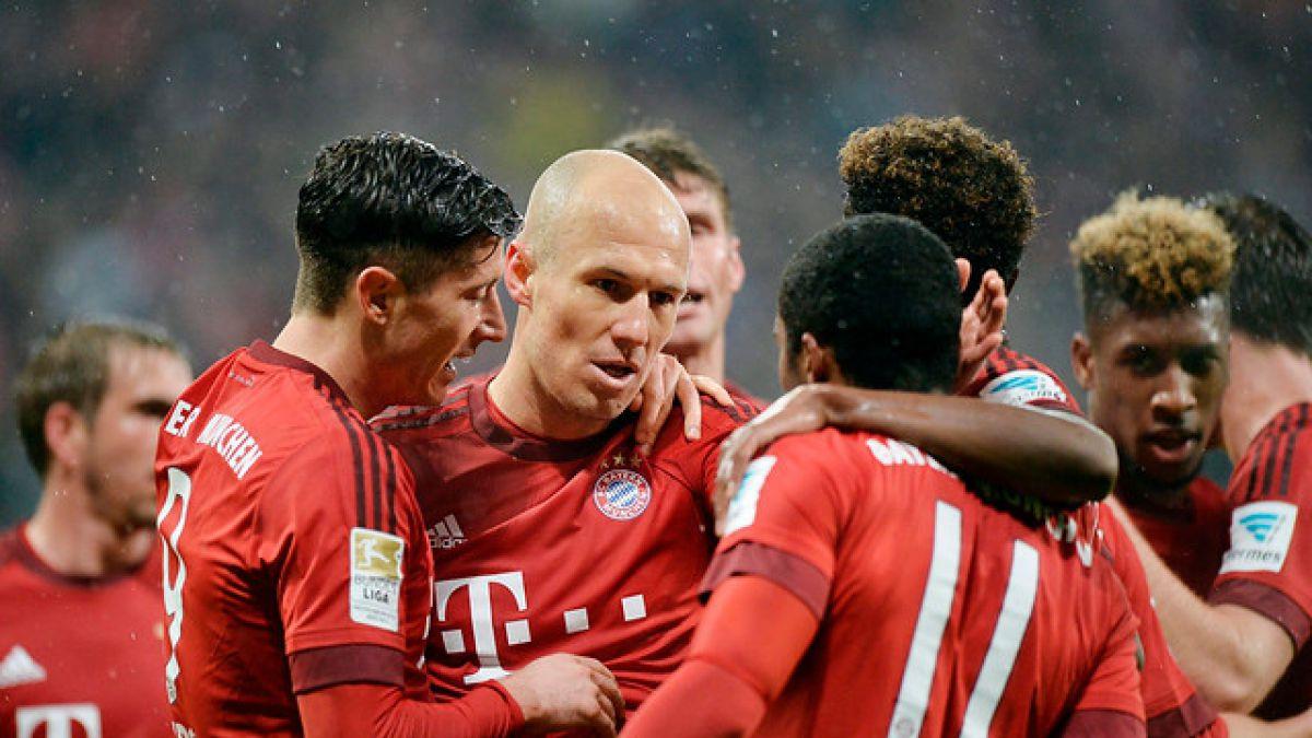 Duelo de chilenos en Alemania: Bayern de Vidal derrota al Hoffenheim de Vargas