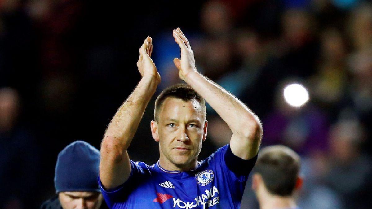 John Terry anuncia que dejará el Chelsea a final de temporada