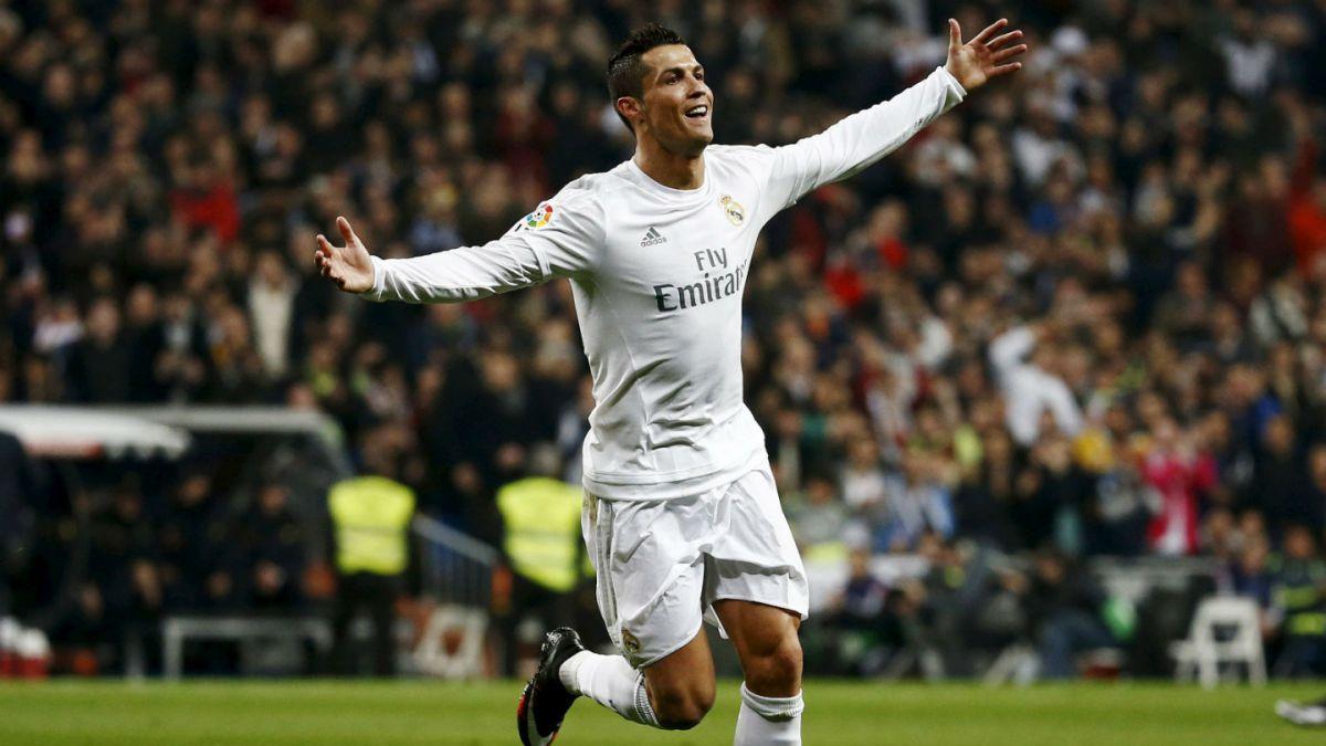 Real Madrid golea a Espanyol de Enzo Roco con triplete de Cristiano Ronaldo