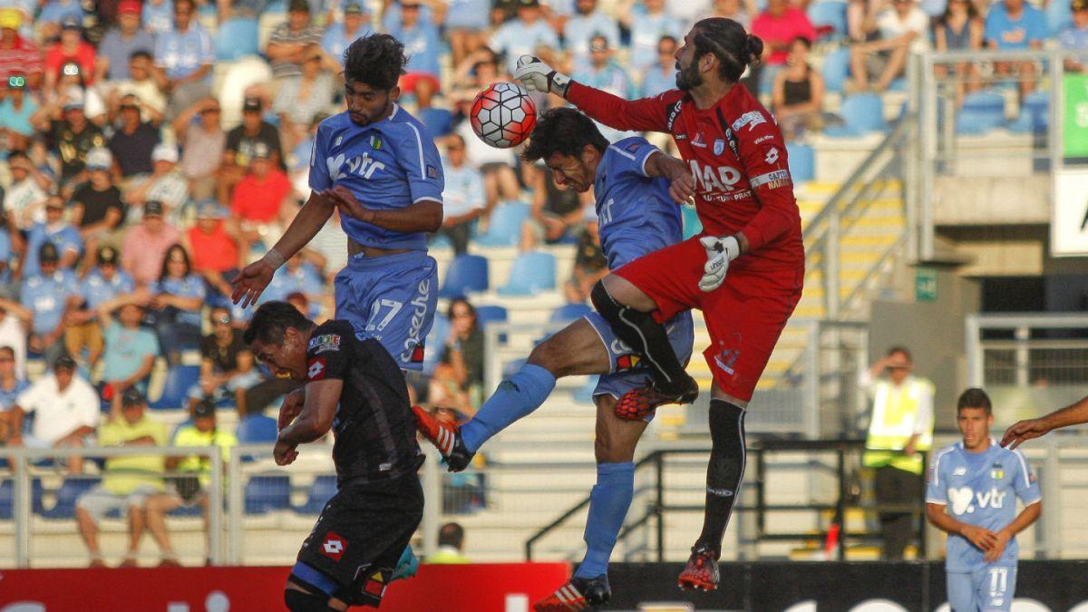 OHiggins no se recupera de goleada y solo empata con Deportes Iquique