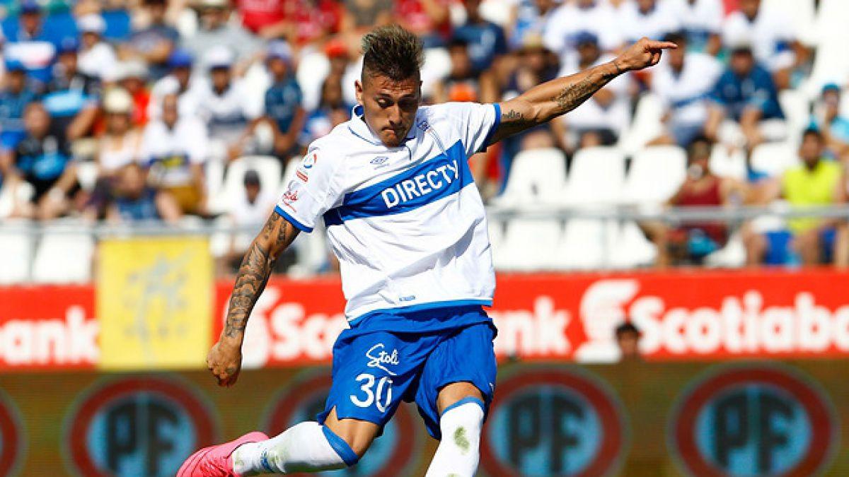UC confirma partida de Marco Medel y anuncia esfuerzos por retener a Castillo y Bravo