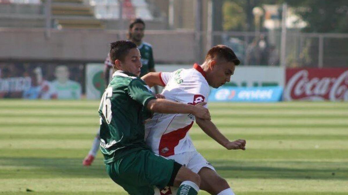 Curicó Unido frena el sólido andar de Temuco y lo vence en Primera B