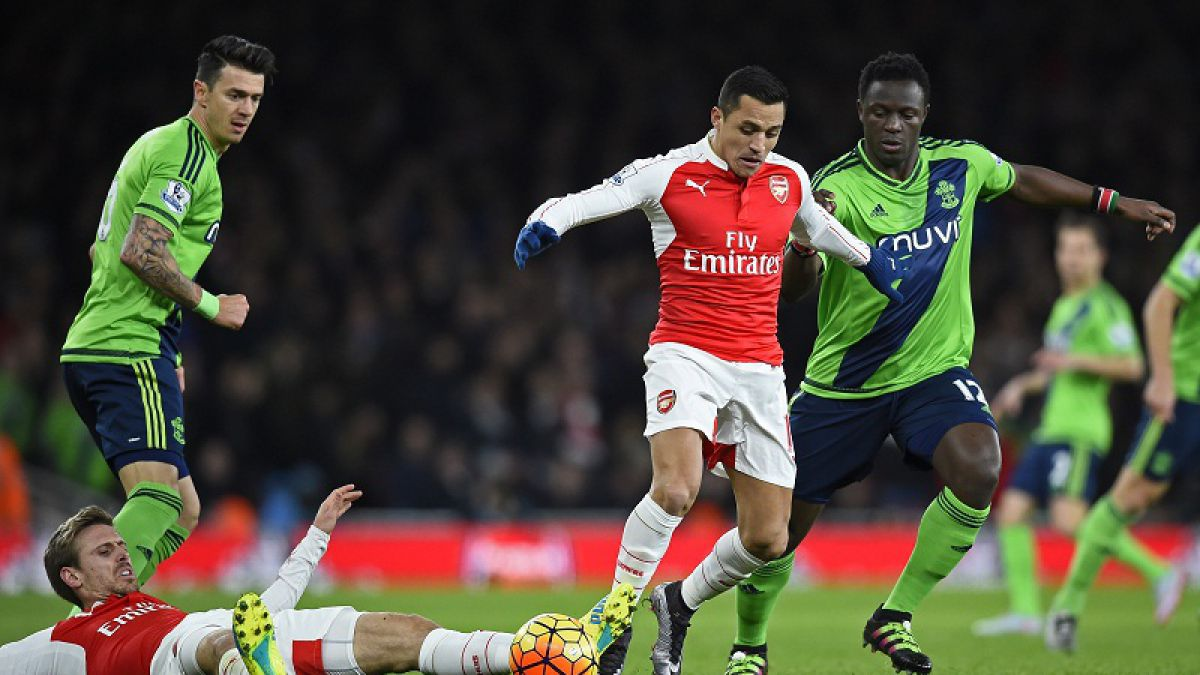 Arsenal empata en casa con Alexis Sánchez como gran figura
