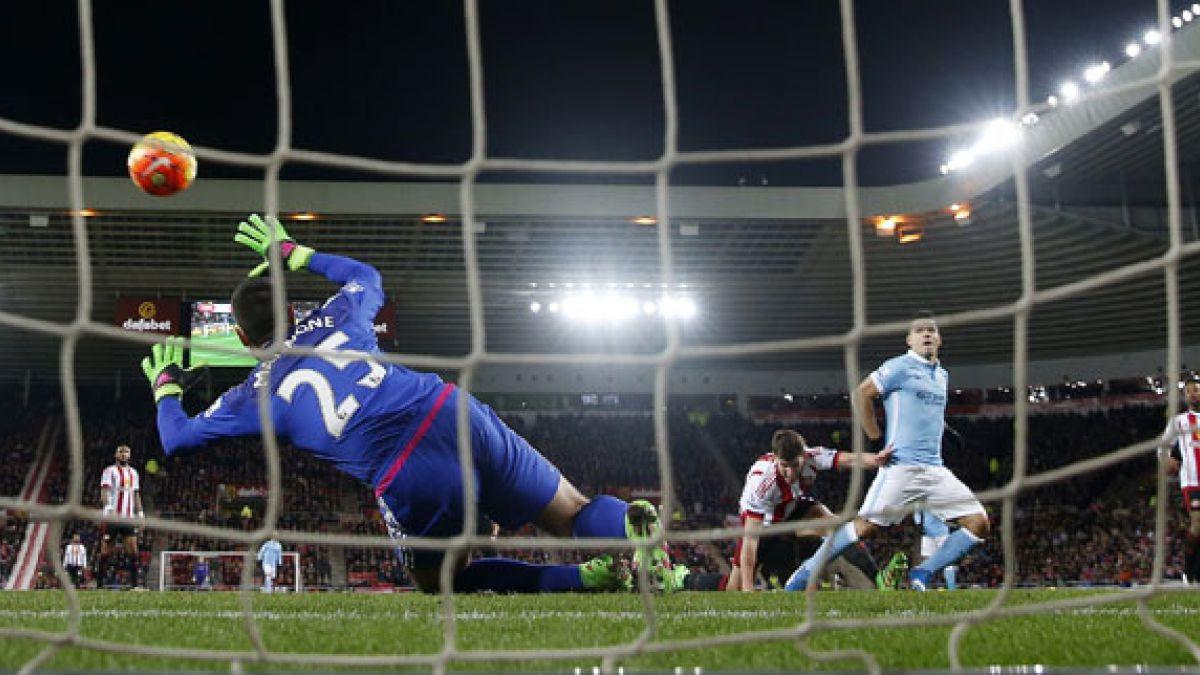 [MINUTO A MINUTO] Manchester City de Pellegrini está venciendo a Sunderland