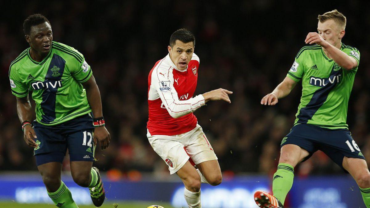 [MINUTO A MINUTO] Alexis titular en duelo donde Arsenal empata en casa