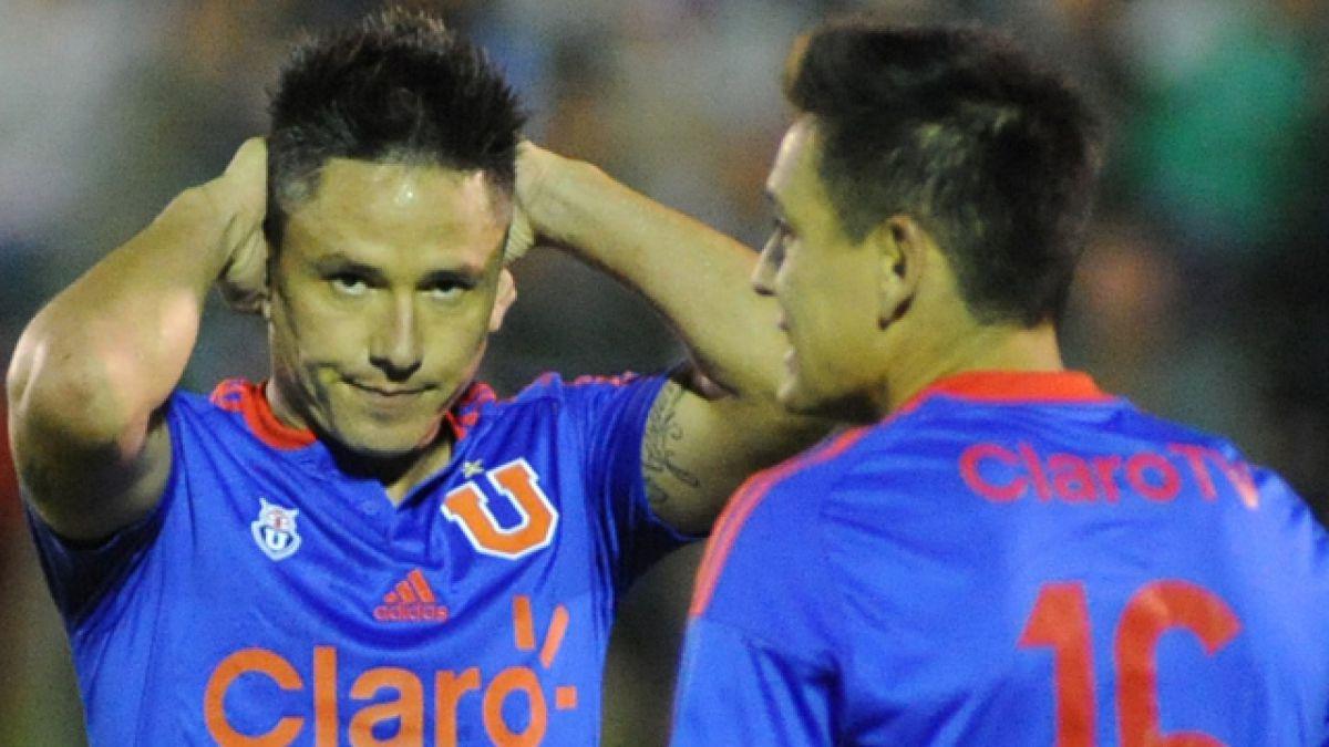 """La """"U"""" recibe un duro golpe en Uruguay por Copa Libertadores"""