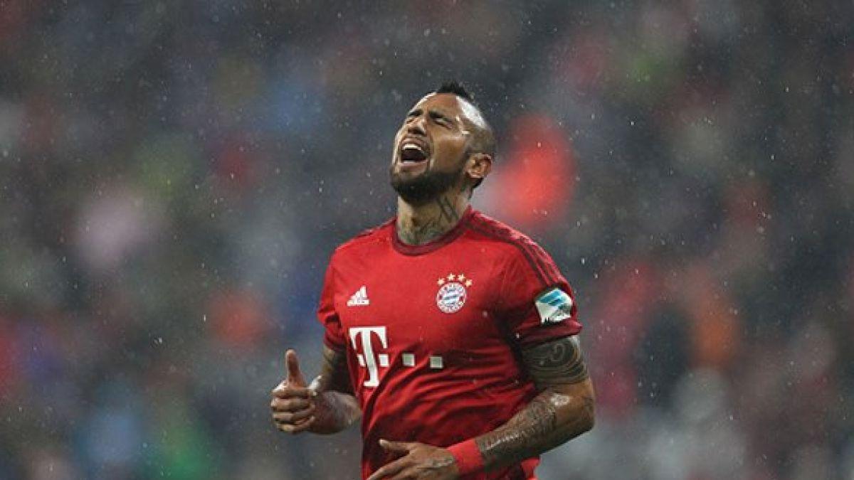Arturo Vidal desmiente publicaciones de diario Bild sobre indisciplinas en pretemporada del Bayern