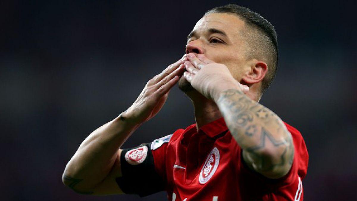 Andrés DAlessandro vuelve a River Plate tras 13 años