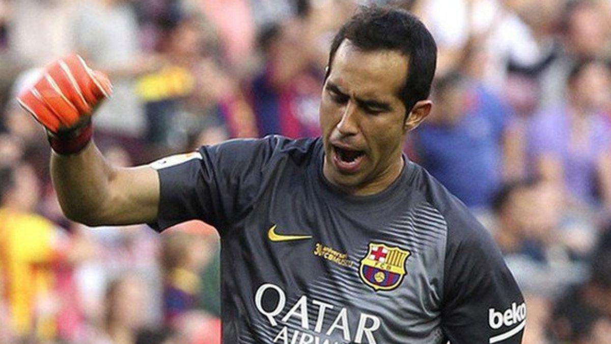 Bravo entre los 10 jugadores con más minutos en el Barcelona durante esta temporada