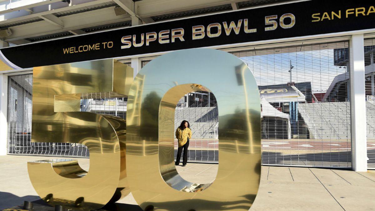Super Bowl 50: un partido que paraliza a Estados Unidos