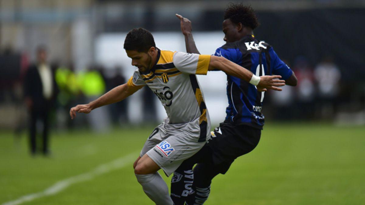 Independiente del Valle vence a Guaraní y se acerca al grupo de Colo Colo en la Libertadores