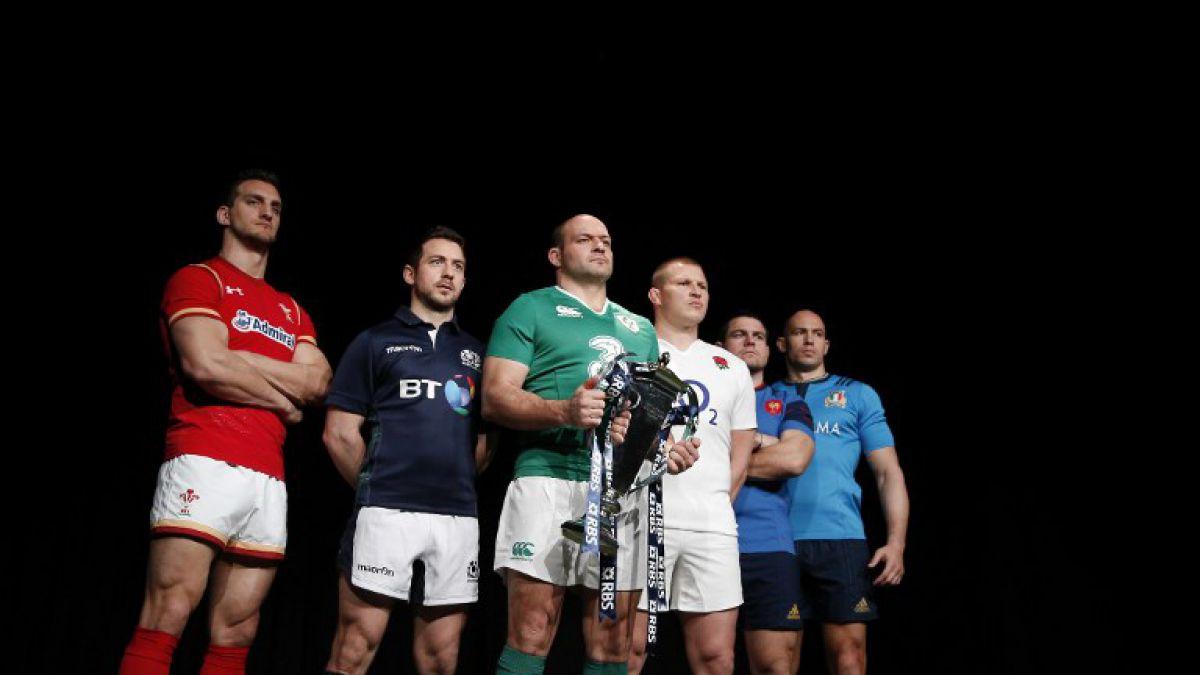 Todo lo que debes saber del Torneo Seis Naciones de Rugby que arranca este sábado