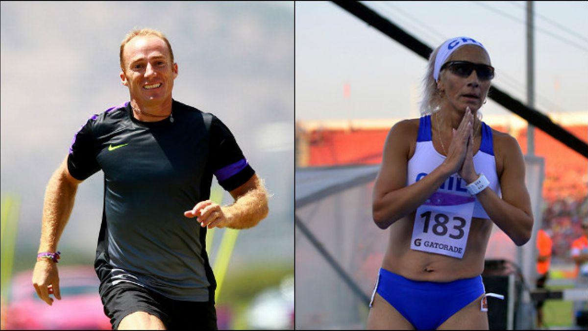 La particular competencia que enfrentará a Sebastián Keitel y Erika Olivera