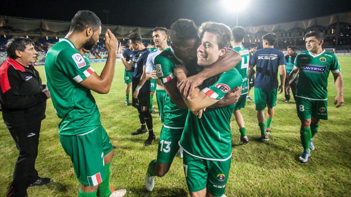 [MINUTO A MINUTO] Audax Italiano recibe a San Luis por la cuarta fecha del Clausura