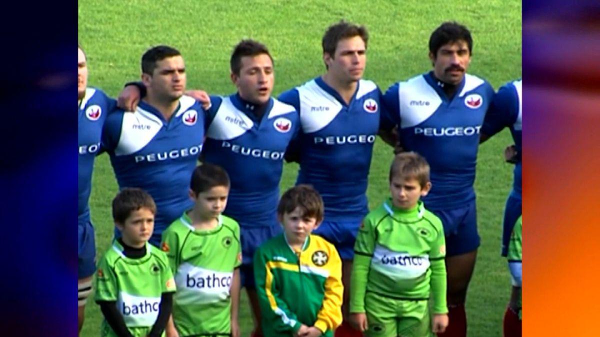Chile estrena nuevo cuerpo técnico en el Americas Rugby Championship