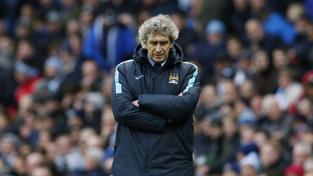 Pellegrini asume que el City no tiene margen de error y siguen las lesiones