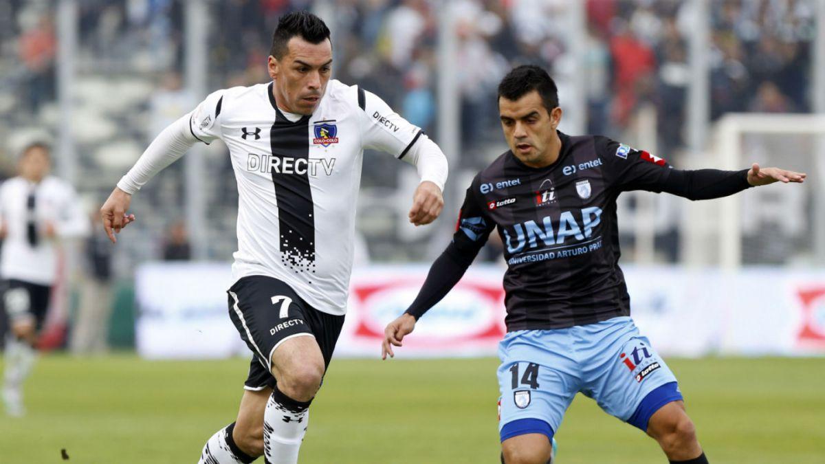 Colo Colo desafía a Iquique buscando llegar a la cima del Clausura 2016