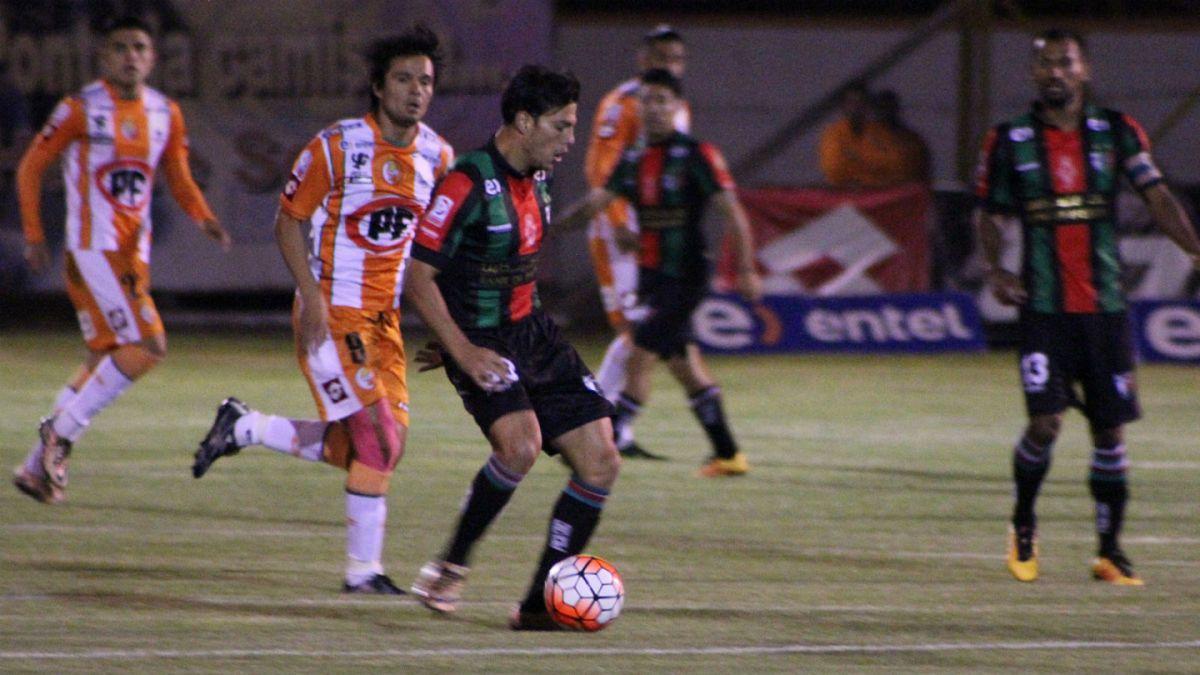Palestino vence a Cobresal y sube hasta la cima del Torneo de Clausura