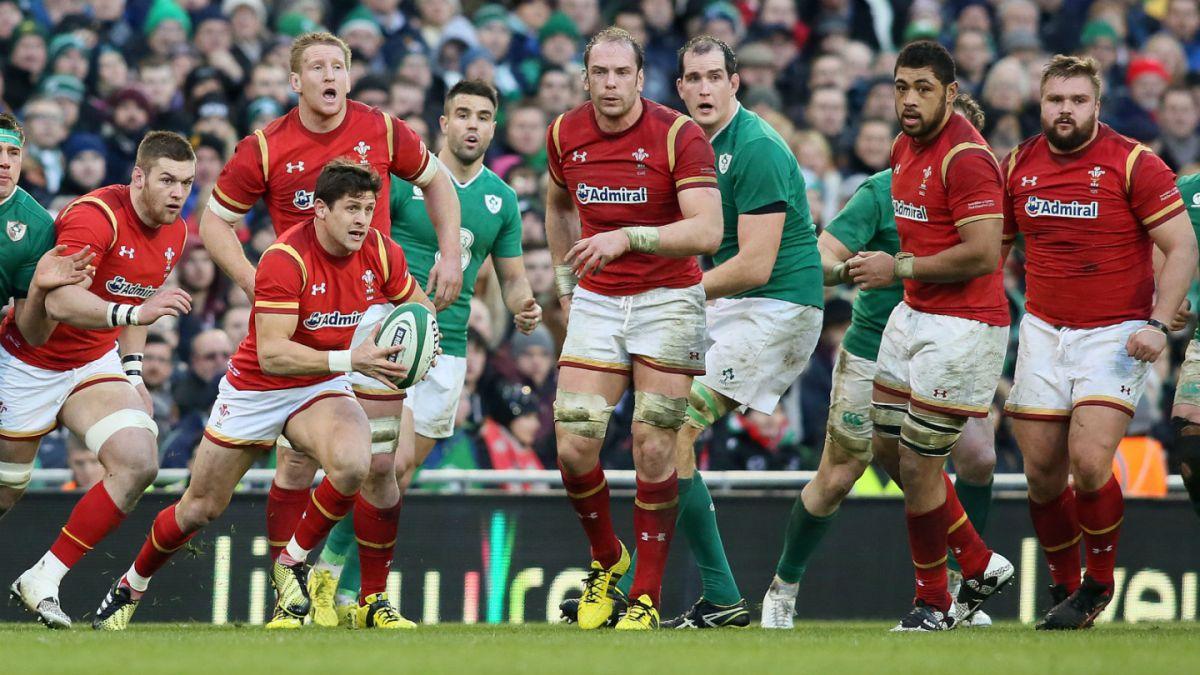 Empate entre Irlanda y Gales cierra primera fecha del Torneo Seis Naciones