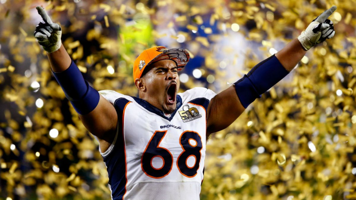 Denver Broncos vencen a los Carolina Panthers y ganan el Super Bowl 50