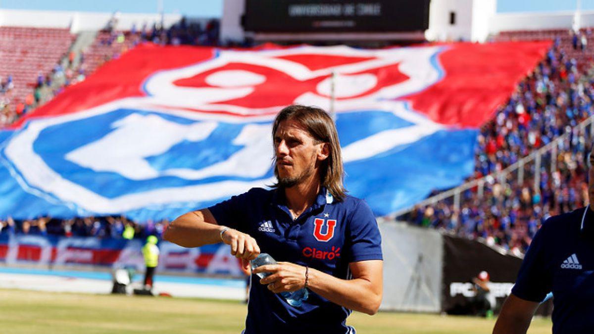 Beccacece y duelo por Libertadores: Los jugadores tienen un deseo enorme de poder clasificar