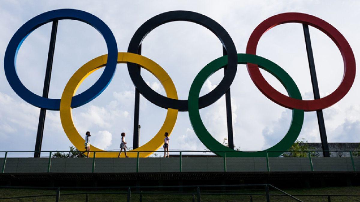 logotipo juegos olimpicos:
