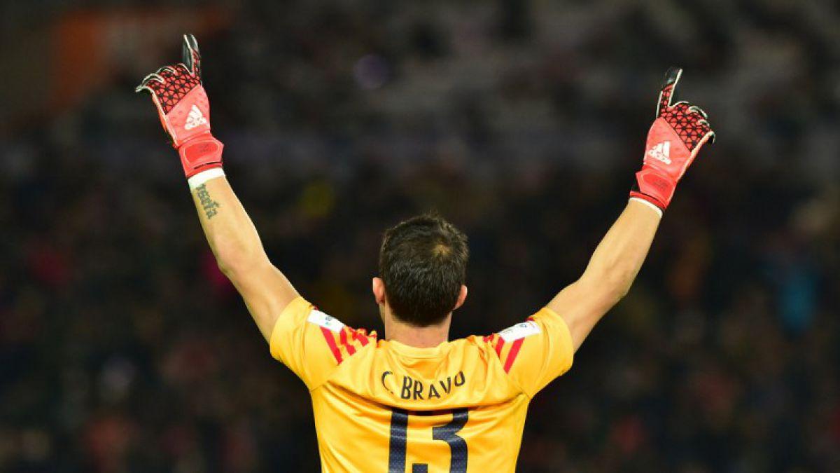 Gran temporada: los excelentes números de Claudio Bravo en FC Barcelona