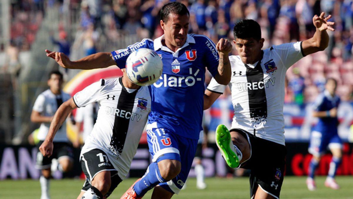 """Nuevo problema para la """"U"""": superclásico ante Colo Colo se queda sin estadio"""