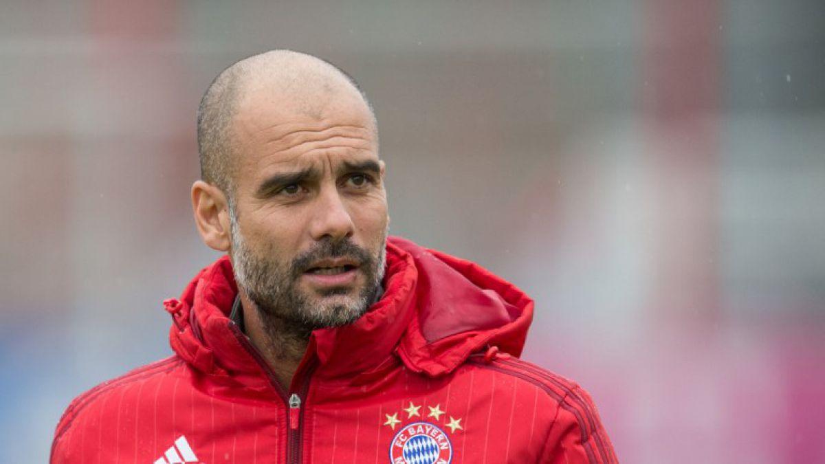 """Pep Guardiola comienza a cerrar etapa en el Bayern: """"Ha sido una época fantástica"""""""