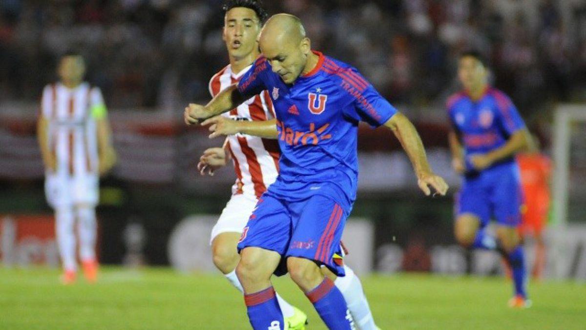 La U enfrenta esta tarde a River Plate de Uruguay con la obligación de dar vuelta la llave