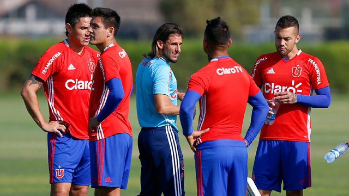 """La formación con que la """"U"""" intentará dar vuelta la llave ante River Plate"""