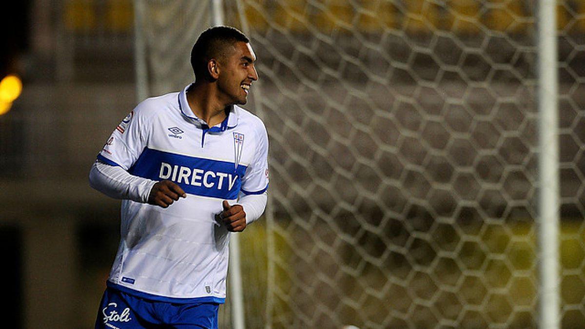 La UC pierde a joven goleador para duelo ante Unión Española